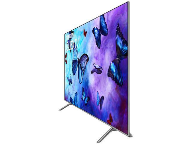 "Imagem de Smart TV QLED 55"" Samsung 4K/Ultra HD Q6FN"