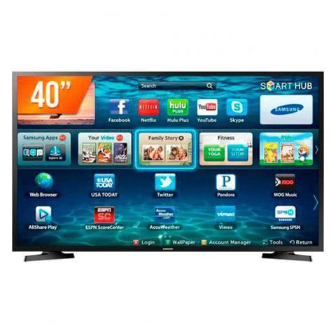 Imagem de Smart TV Samsung 40 Polegadas Led Full HD LH40RBHBBBG/ZD