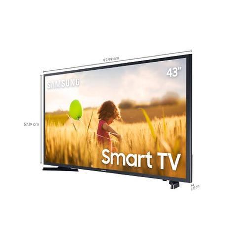 Imagem de Smart TV Samsung 43 Polegadas Full HD HDR UN43T5300AGXZD