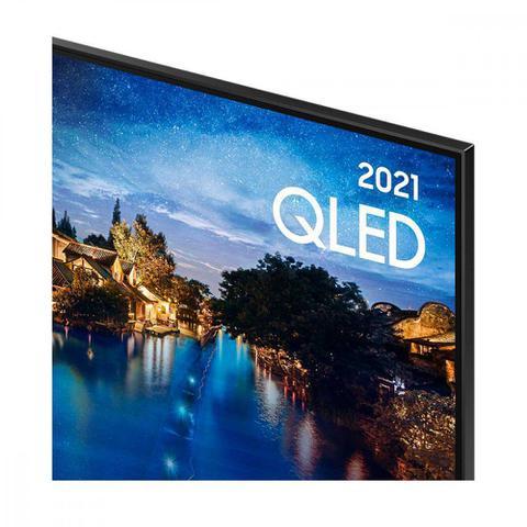 Imagem de Smart Tv Samsung 55 Polegadas QLED UHD 4K HDMI USB 55Q60A