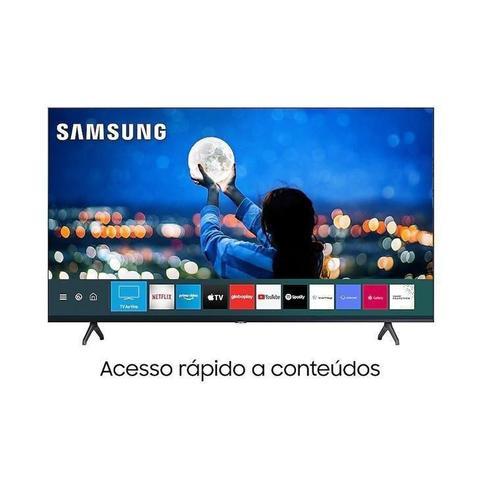 Imagem de Smart Tv Samsung 55 Polegadas UHD Crystal 4K Bluetooth UN55TU7000GXZD