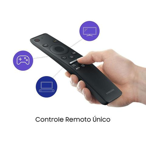 Imagem de Smart Tv Samsung 65 Polegadas UHD Crystal UN65TU7000GXZD