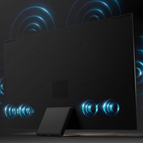 Imagem de Smart TV Samsung Neo QLED 4K 75QN85A Design Slim Mini Led Processador IA Som em Movimento