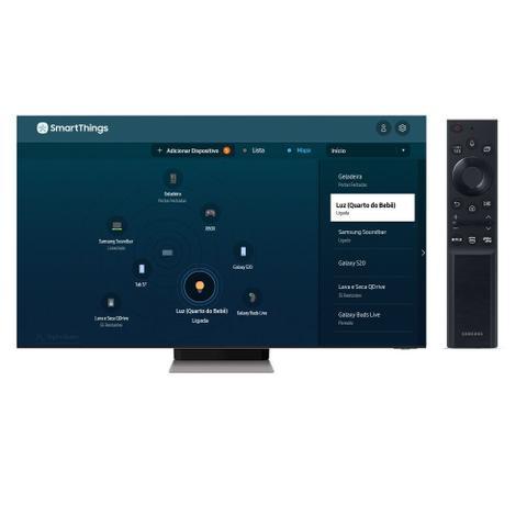 Imagem de Smart TV Samsung Neo QLED 8K 75QN900A Ultrafina Mini Led Processador IA Som em Movimento Pro