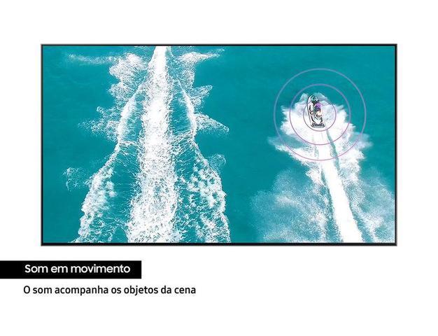 Imagem de Smart TV Samsung QLED 4K Q80T 2020 55