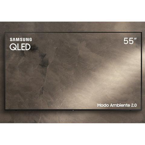 Imagem de Smart TV Samsung QLED UHD 4K 55