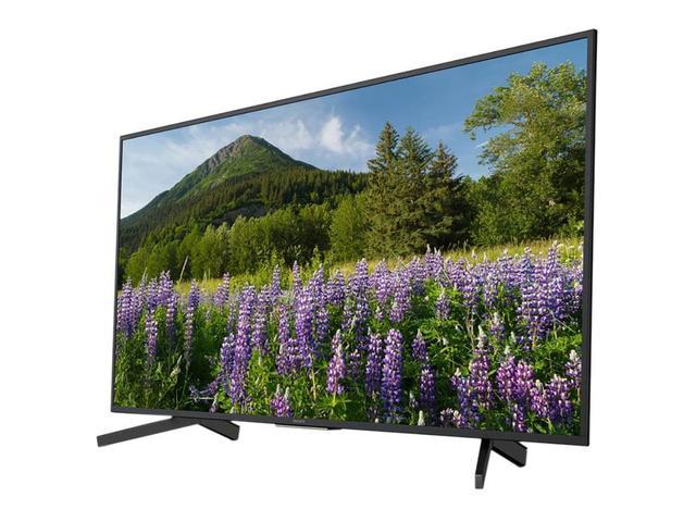 "Imagem de Smart TV Sony 55"" - LED, Ultra HD, 4K, HDR, WiFi Integrado, HDMI - Preta - KD55X705F"
