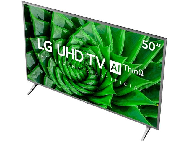 "Imagem de Smart TV UHD 4K LED 50"" LG 50UN8000PSD Wi-Fi"