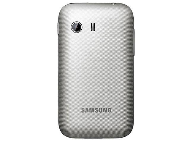 Imagem de Smartphone 3G Samsung Galaxy Y Android 2.3