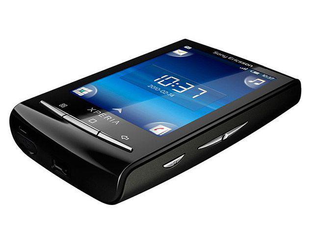Imagem de Smartphone 3G Sony Ericsson Xperia Mini Touch