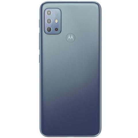 Imagem de Smartphone 64GB Motorola Moto G20 6.5 Octa Core Azul