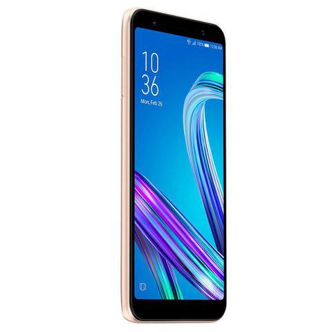 Imagem de Smartphone Asus Live L1, Dourado, ZA550KL, Tela de 5.5