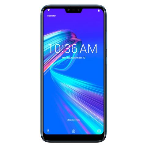 Celular Smartphone Asus Zenfone Max Shot Zb634kl 64gb Azul - Dual Chip
