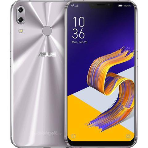 Imagem de Smartphone Asus ZE620 Zenfone 5 Prata 128 GB