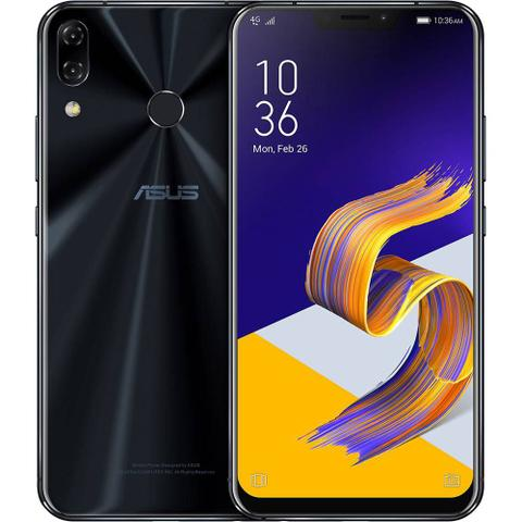 Imagem de Smartphone Asus ZE620 Zenfone 5 Preto 128 GB