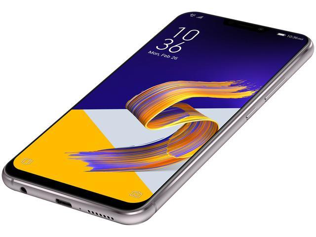 Imagem de Smartphone Asus ZenFone 5 128GB Prata 4G Octa Core