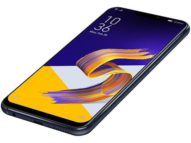 Imagem de Smartphone Asus ZenFone 5 128GB Preto 4G Octa Core