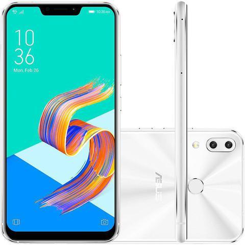 Imagem de Smartphone Asus Zenfone 5 Branco 64GB 4GB 6,2
