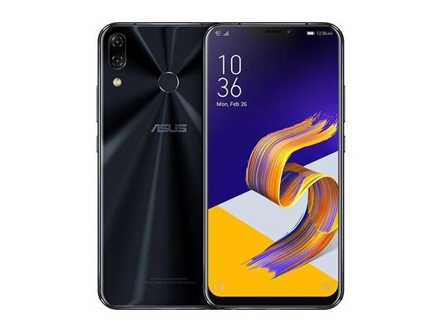 Imagem de Smartphone Asus Zenfone 5 Preto 128GB, Tela 6.2