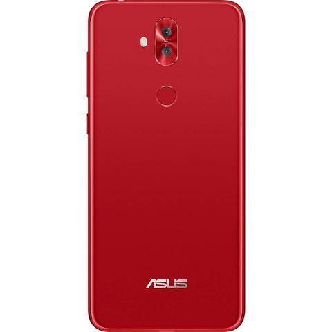 Imagem de Smartphone Asus Zenfone 5 Selfie 64GB Dual Chip Tela 6 Snapdragon 430 Octa-Core 4G Câmeras Frontal 20MP + 8MP Traseira 16MP + 8MP 3300mAh - Vermelho