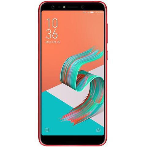 Imagem de Smartphone Asus Zenfone 5 Selfie Pro, 128GB, 20MP, Tela 6 Pol, Vermelho - ZC600KL-5C127BR