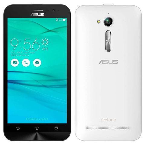 Imagem de Smartphone Asus Zenfone GO, Branco, ZB500KG, Tela de 5