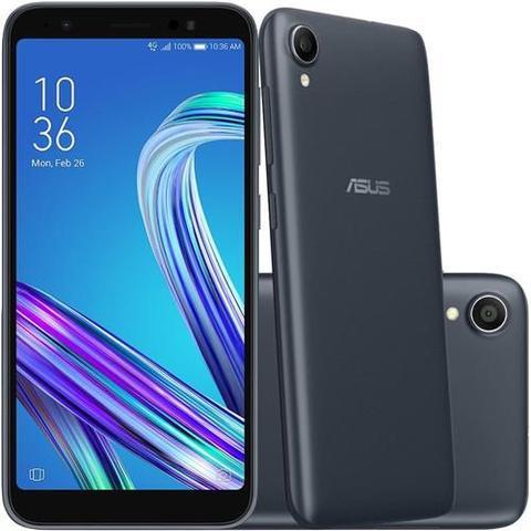 Imagem de Smartphone Asus Zenfone Live L1 QuadCore, 32GB, 13MP, Tela 5.5 Pol., Preto - ZA550KL-4A140BR