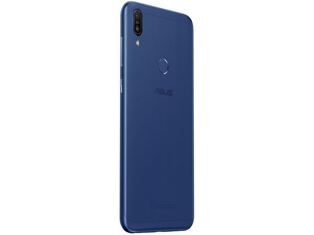 Imagem de Smartphone Asus ZenFone Max Pro (M1) 32GB Azul 4G