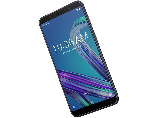 Imagem de Smartphone Asus ZenFone Max Pro (M1) 32GB Preto 4G