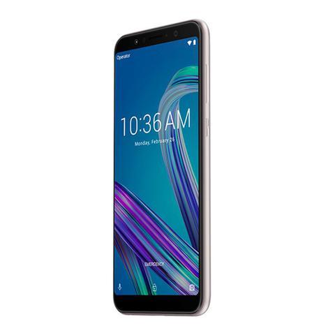 Imagem de Smartphone Asus Zenfone Max Pro M1 64GB, 16MP, Tela 6, Prata