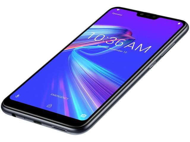 Imagem de Smartphone Asus ZenFone Max Shot 64GB Preto
