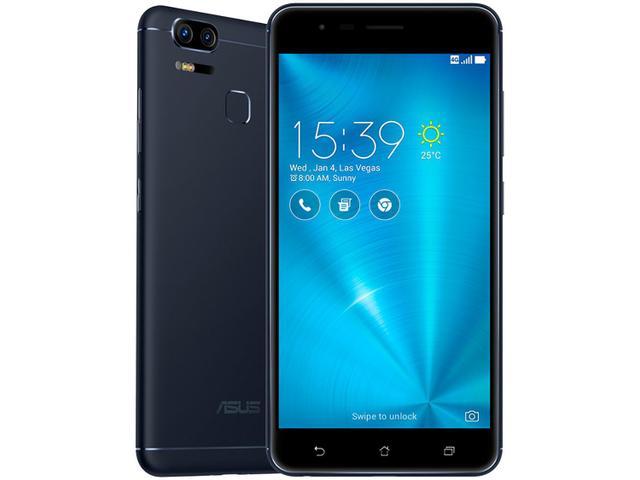 Imagem de Smartphone Asus Zenfone Zoom S 64GB Preto 4G