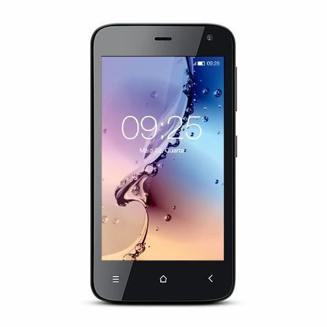 Imagem de Smartphone HM1530 8gb Tela 4 Dual Chip Desbloqueado Preto