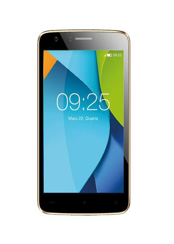 Imagem de Smartphone HM1630 16gb Tela 5 Dual Chip Desbloqueado Dourado