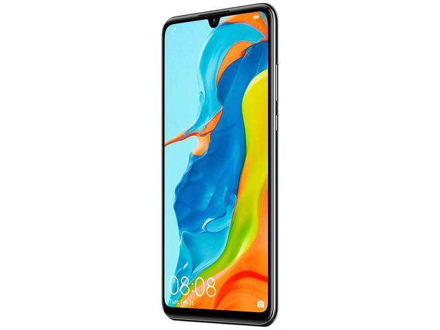 Imagem de Smartphone Huawei P30 Lite 128GB Preto 4G