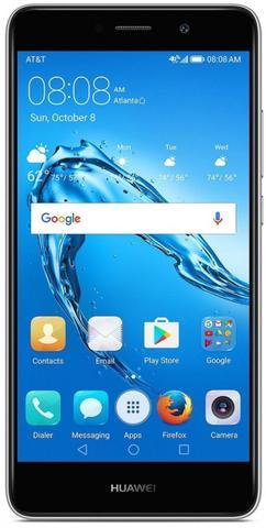 Imagem de Smartphone / Huawei / XT2 / 16GB / Tela de 5.5 / Câmera 12MP / Wi-Fi / 4G - Prata