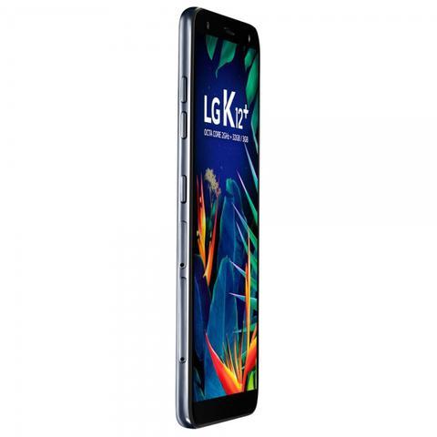Imagem de Smartphone K12 Plus LMX420BMW Preto - LG
