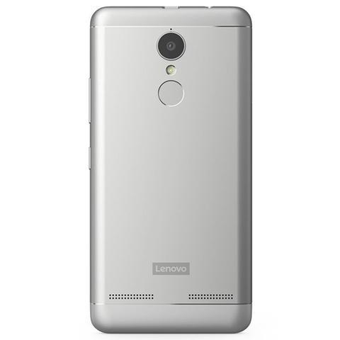 Imagem de smartphone lenovo vibe k6 16gb 4g dual desbloqueado prata