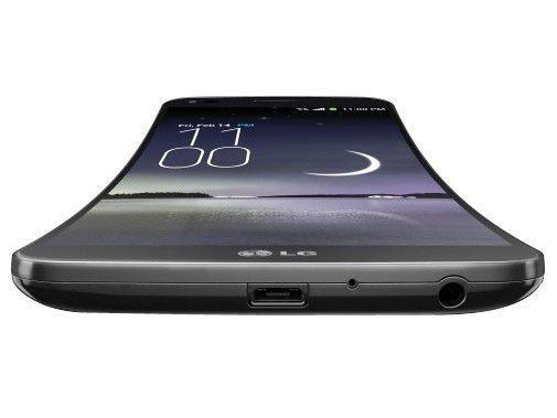 Imagem de Smartphone LG G Flex 32GB 4G