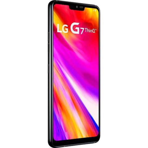 Imagem de Smartphone LG G7 Thinq Preto,LMG710  Android 8.0 Tela 6.1