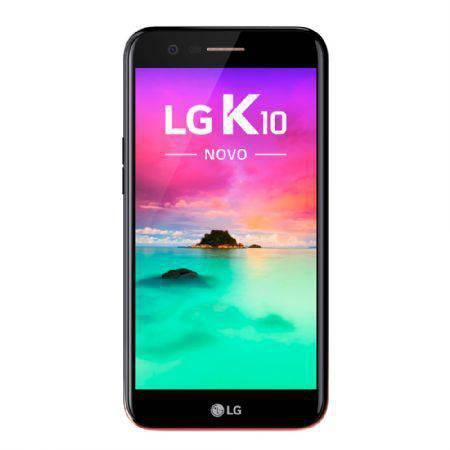 Imagem de Smartphone LG K10 Novo, Preto, M250DS, Tela de 5.3