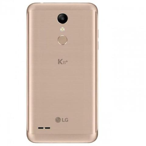 Imagem de Smartphone LG K11+ 32GB Dual Chip Android 7.1.2 Tela 5.3 Polegadas Octa Core 1.5 Ghz 4G Câmera 13MP