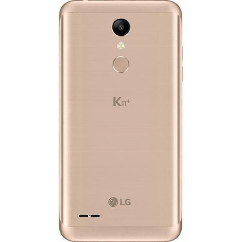 Imagem de Smartphone LG K11+ 32GB Dual Chip Tela 5.3 Octa Core 1.5 Ghz 4G Câmera 13MP - Dourado