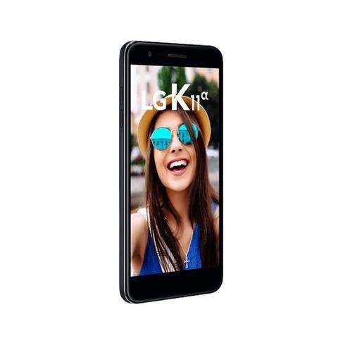 Imagem de Smartphone LG K11 Alpha 16GB e Cartão de 16GB 8MP com Autofoco Rápido
