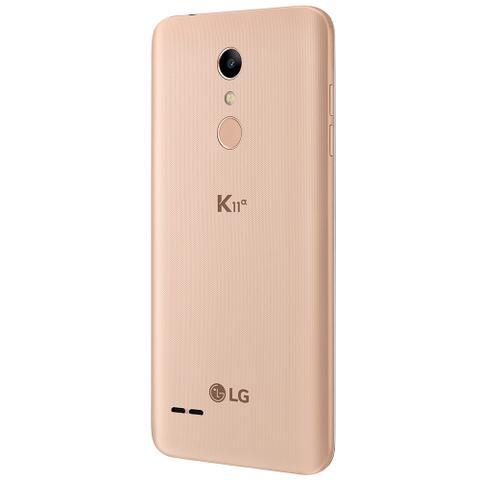 Imagem de Smartphone LG K11 Alpha, Dual Chip, Dourado, Tela 5.3