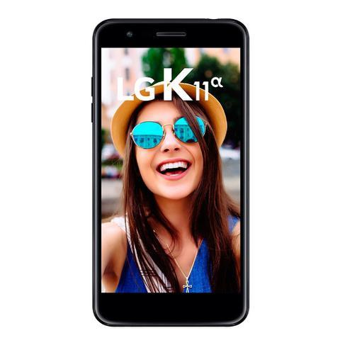 Imagem de Smartphone LG K11 Alpha, Dual Chip, Preto, Tela 5.3