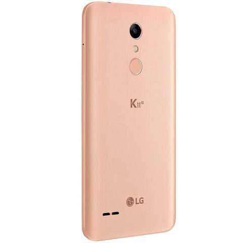 Imagem de Smartphone LG K11 Alpha LMX410BTW Dourado