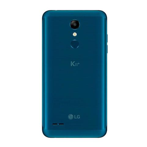 Imagem de Smartphone LG K11+ Azul 32GB Tela 5,3
