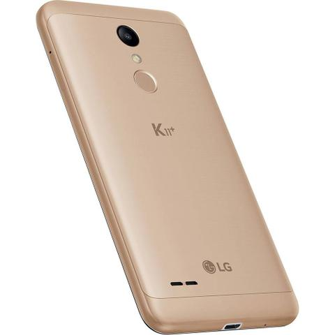 Imagem de Smartphone LG K11+ Dual 5.3 32GB 13MP - Dourado