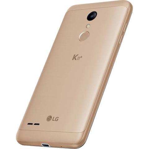 Imagem de Smartphone LG K11+ LMX410BCW 32GB Dual Chip Tela 5.3